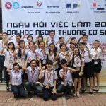 Tranh hùng ngày Khai mạc Giải Bóng chuyền vô địch Ngoại thương FVC 2014