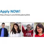 Có gì khác ở P&G CEO Academy 2016?