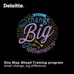 Deloitte: Thông tin chính thức về Graduate Recruitment Program 2017