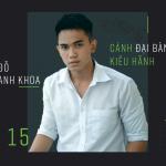 """[Top 15 Manhunt] Nguyễn Xuân Khôi: """"Không hề cảm thấy bị mờ nhạt trước các Miss"""""""